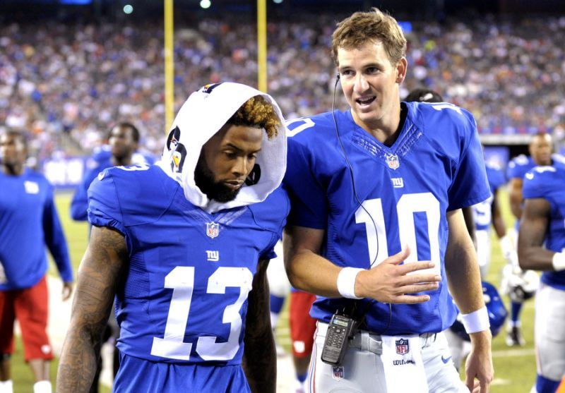 Super Bowl is there for the Giants' taking — with one big