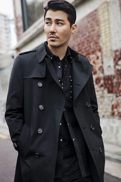Casual Wear For Men, Trench Coat Male Celebrities