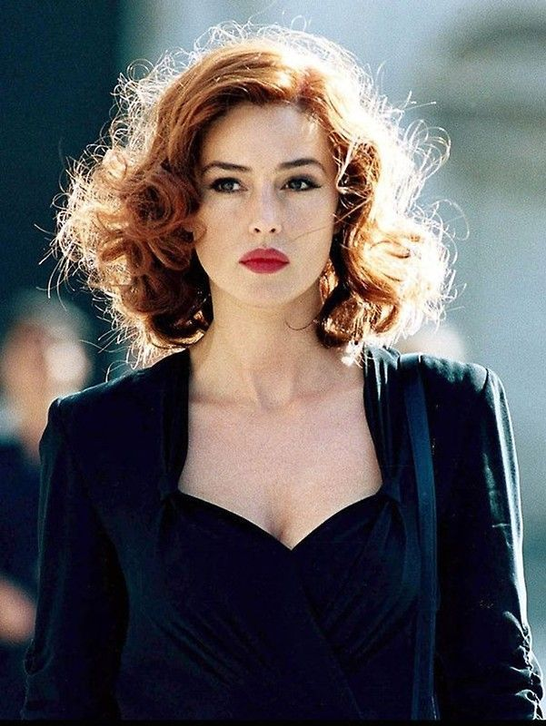 monica short hairstyles 2014 quot monica bellucci mal 232 na quot art print by emmadecody