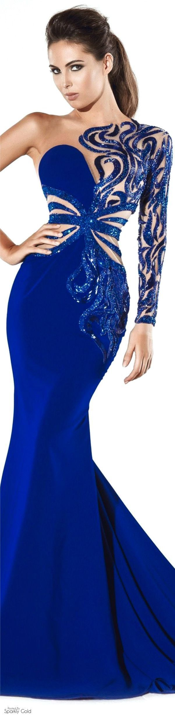 Pin by peli on color azul pinterest google gowns and prom