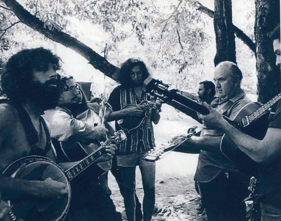 John Hartford The Aereo Plain Band And David Bromberg Via Facebook Roots Music Concert Posters Bluegrass
