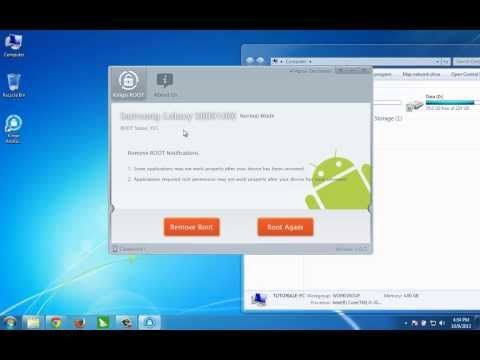Kingroot download - One click Android root | Linux | Android