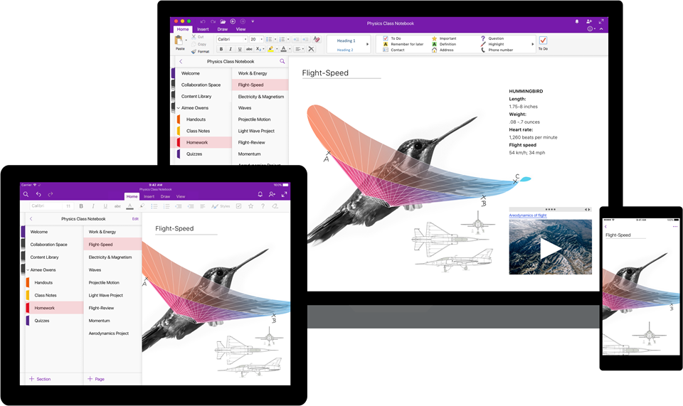 Notetaking made easier for everyone—redesigning OneNote