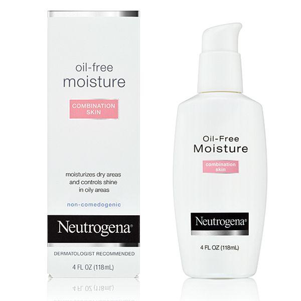 Neutrogena Oil Free Moisture 10 12 I Like It Because It S Lightweight Neutrogena Lucha Contra El Envejecimiento Hidratante