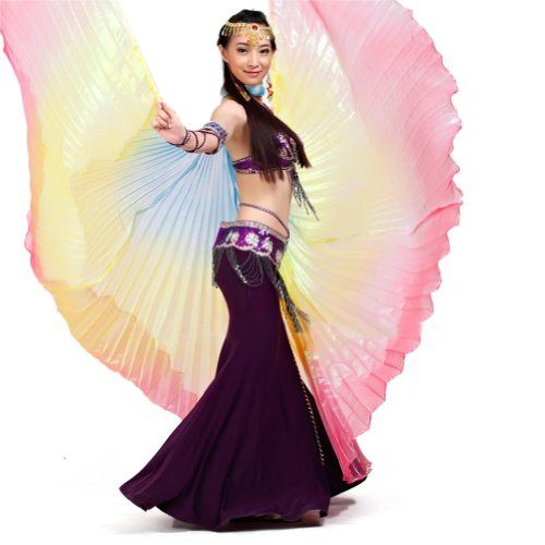 336483fc7 BellyLady Belly Dance Costume Isis Wi... $27.99 #topseller | Fun ...