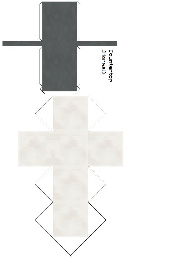 minecraft papercraft furniture home design ideas