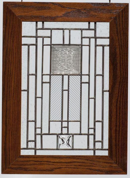 Windows stained glass designs pinterest craftsman for Frank lloyd wright craftsman
