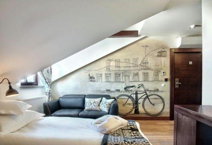Chambre adulte originale - 80 suggestions - Archzine.fr | Attic
