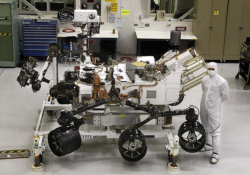 mars rover mission control - photo #41