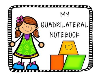 Geometry Quadrilateral Interactive Notebook Rectangle Properties - Interactive notebooks high school