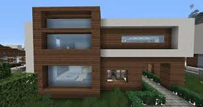 minecraft modern houses Google Search Minecraft Pinterest