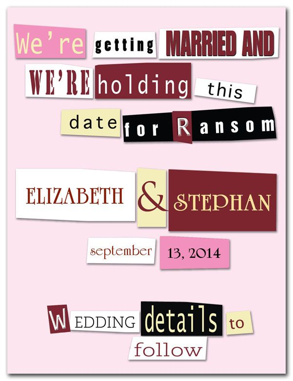 We Set a Date Note, Invitation ideas and Wedding - fresh sample invitation reminder letter