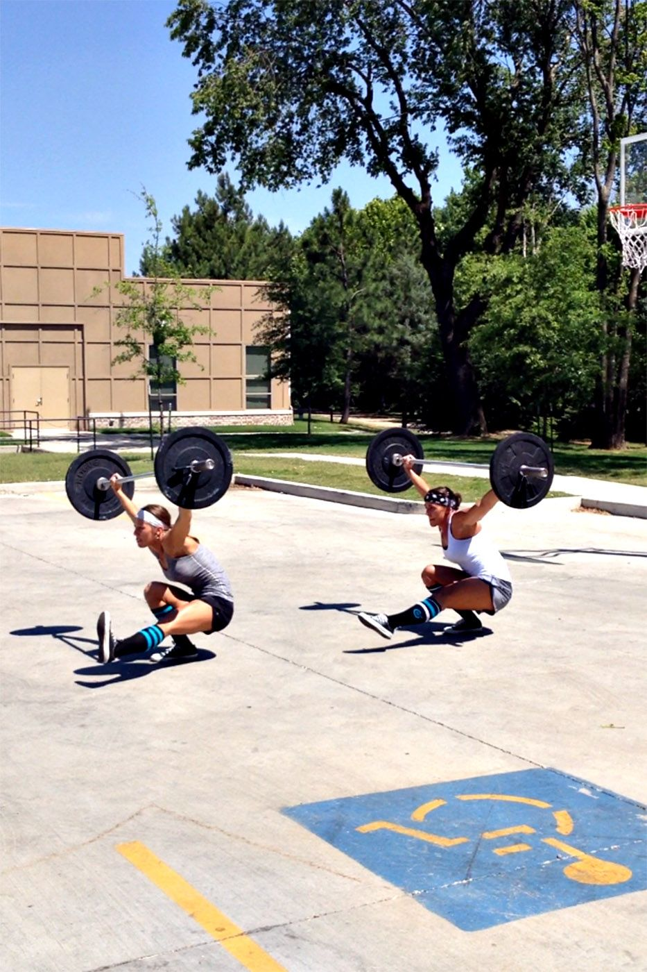 Overhead Barbell Pistol Squat: Functional Fitness or Fail ...