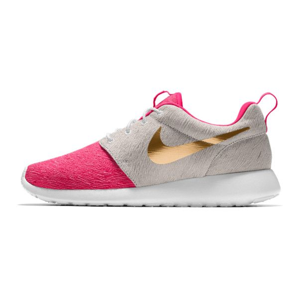 Nike Roshe One iD Shoe. Nike.com (€105) ❤ liked on Polyvore featuring shoes 0d509cedc