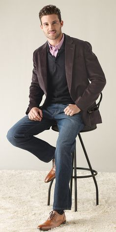casual sport coat with jeans  google search  sports