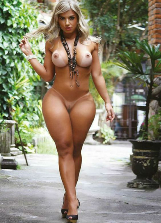 Voluptuous ladies nude