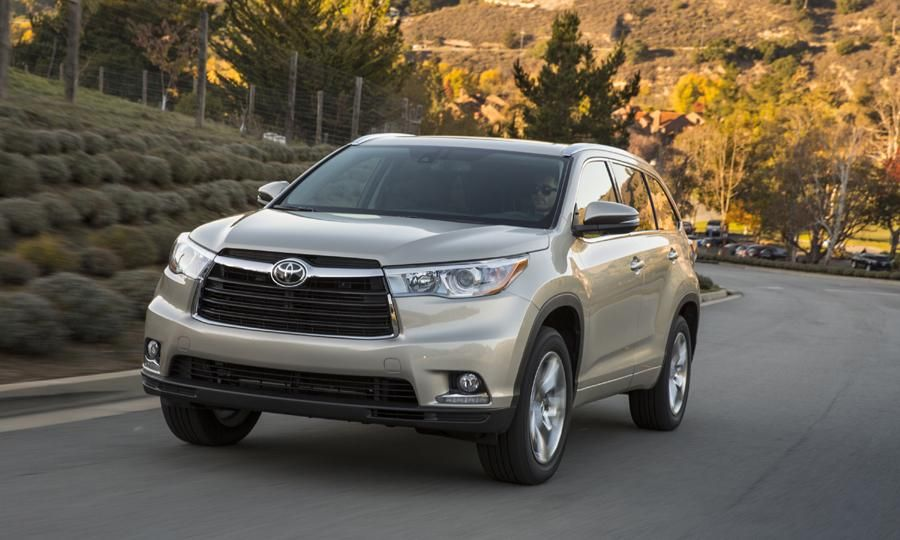 2014 Toyota Highlander Limited Review Notes Specs Photos Pricing Autoweek Toyota Toyota Highlander Suv