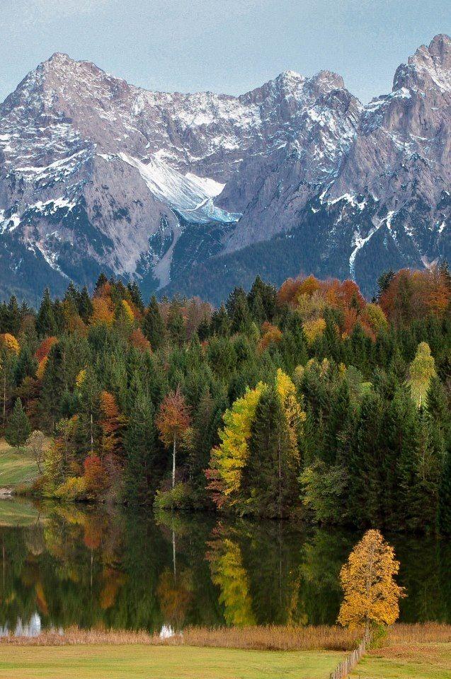 Autumn Garmisch - Germany