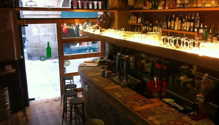 gothic quarter barcelona tapas bars - Google Search ...