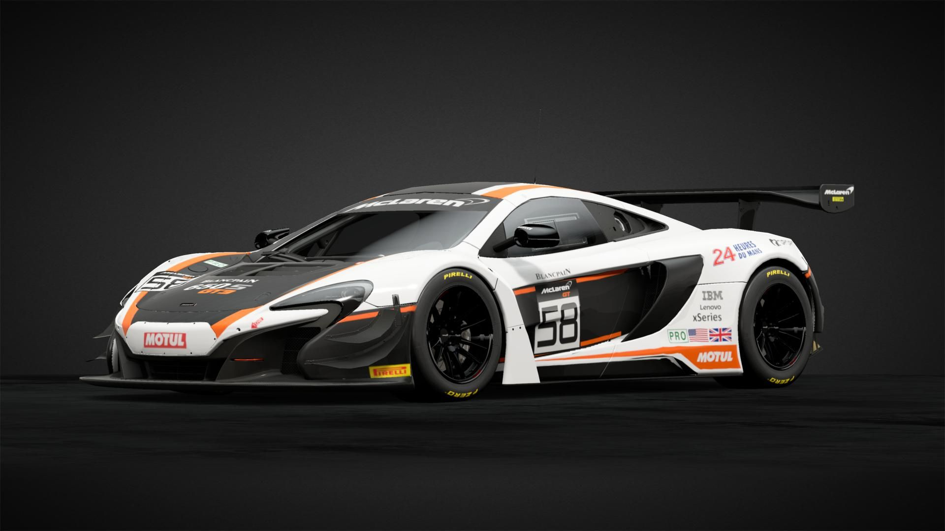 Mclaren Baco0974 Tribute B Car Livery By Gearmeister Community Gran Turismo Sport Car Mclaren Sports