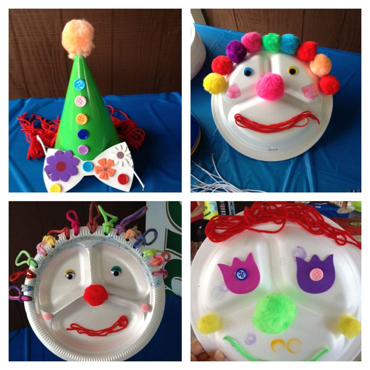 Carnival Craft Preschool