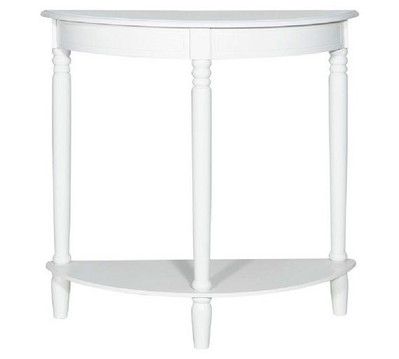Buy Home Of Style Chawston Half Moon Table At Argos.co.uk   Your