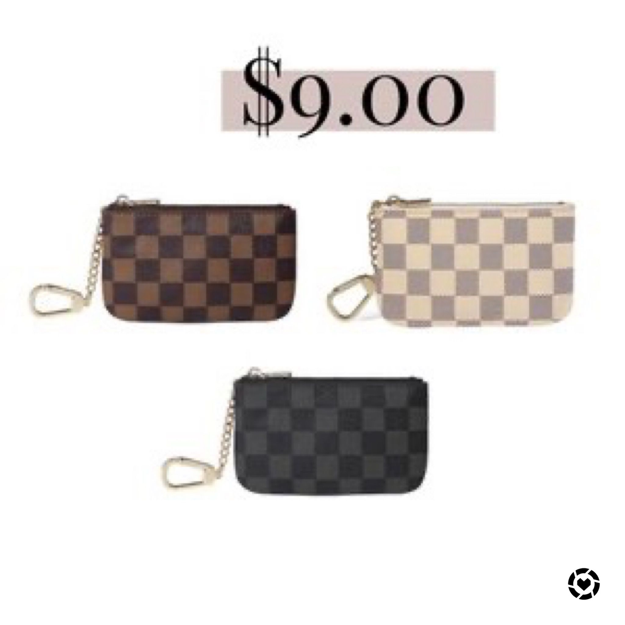 Louis Vuitton Coin Wallet Dupe In 2020