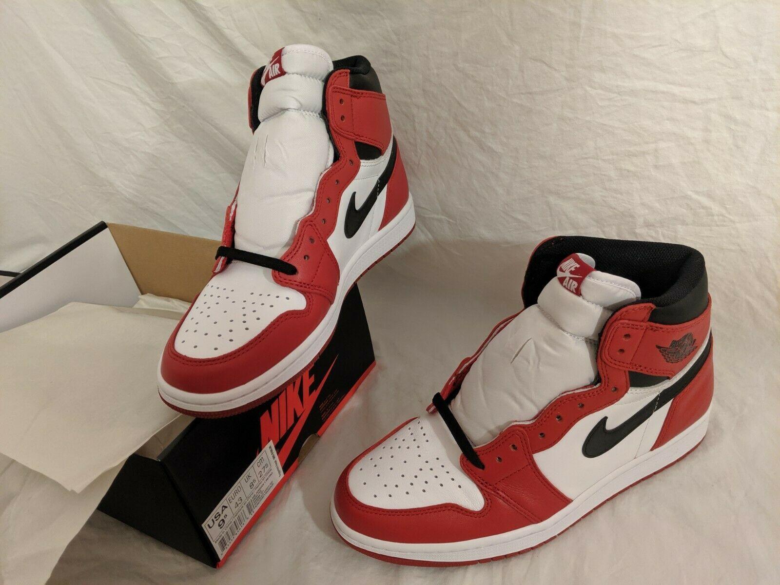 Air Jordan 1 Retro High OG 'Chicago