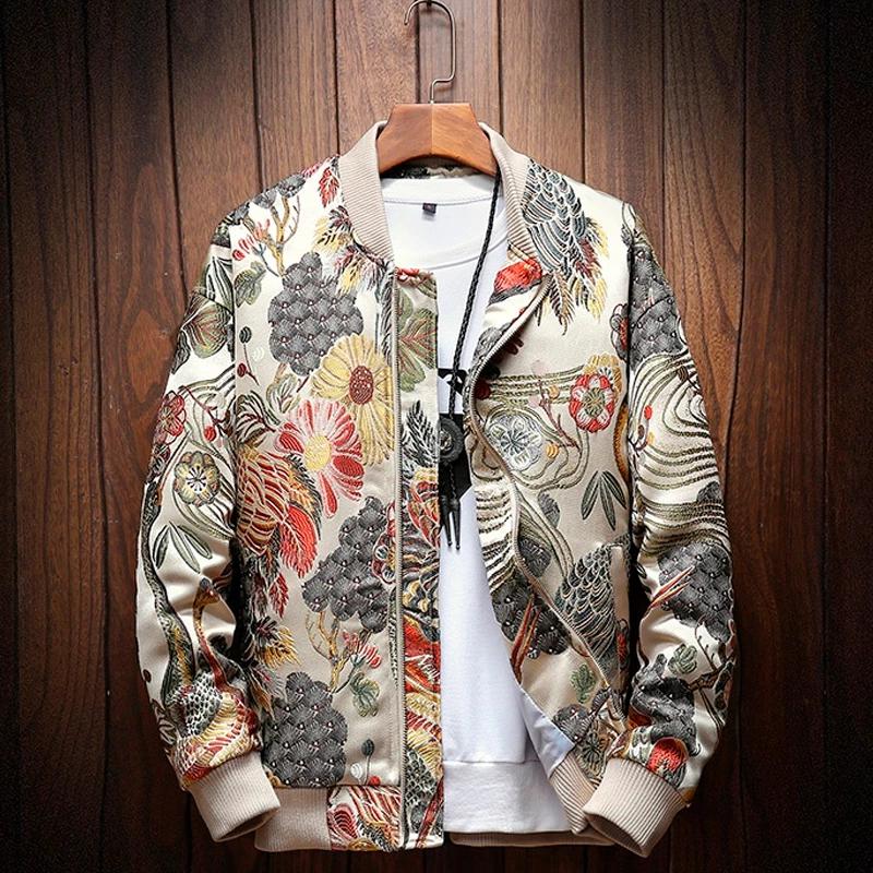 Jacket Men The Casual Bomber jacket men, Slim fit