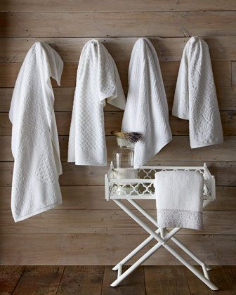 Valencia #Towels by #Kassatex at #Home #Home #Decor