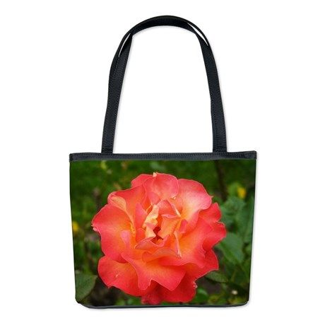 Orange Rose Bucket Bag on CafePress.com 9b70f3df4e79b