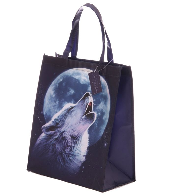 LaReina WEBSHOP - Shopping Bag - Call of the Wild 4,20 e