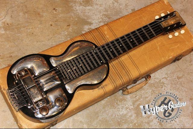 Rickenbacker Model B Lap Steel Guitar Late 1930s In 2020 Lap Steel Guitar Lap Steel Steel Guitar