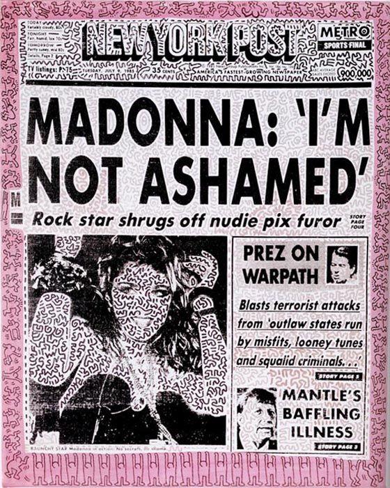 Pin On Madonna