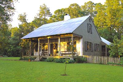 Cottage in louisiana homes pinterest cottages for Bayou cottage house plan