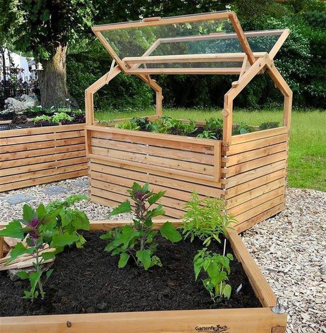 Diy Easy Access Raised Garden Bed System 11 Diy Raised Garden Raised Garden Beds Diy Garden Projects