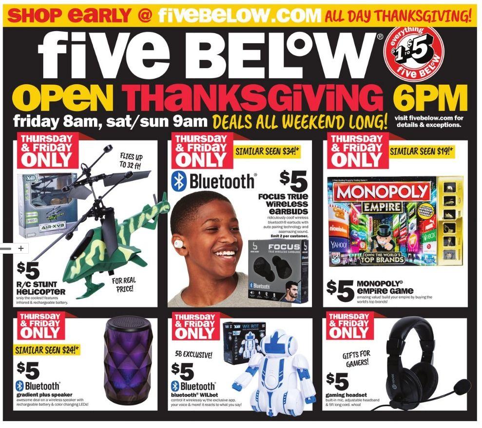 Five Below Cyber Monday 2019 Deals Five Below Cyber Monday Offers Black Friday Ads Black Friday Cyber Monday Offers