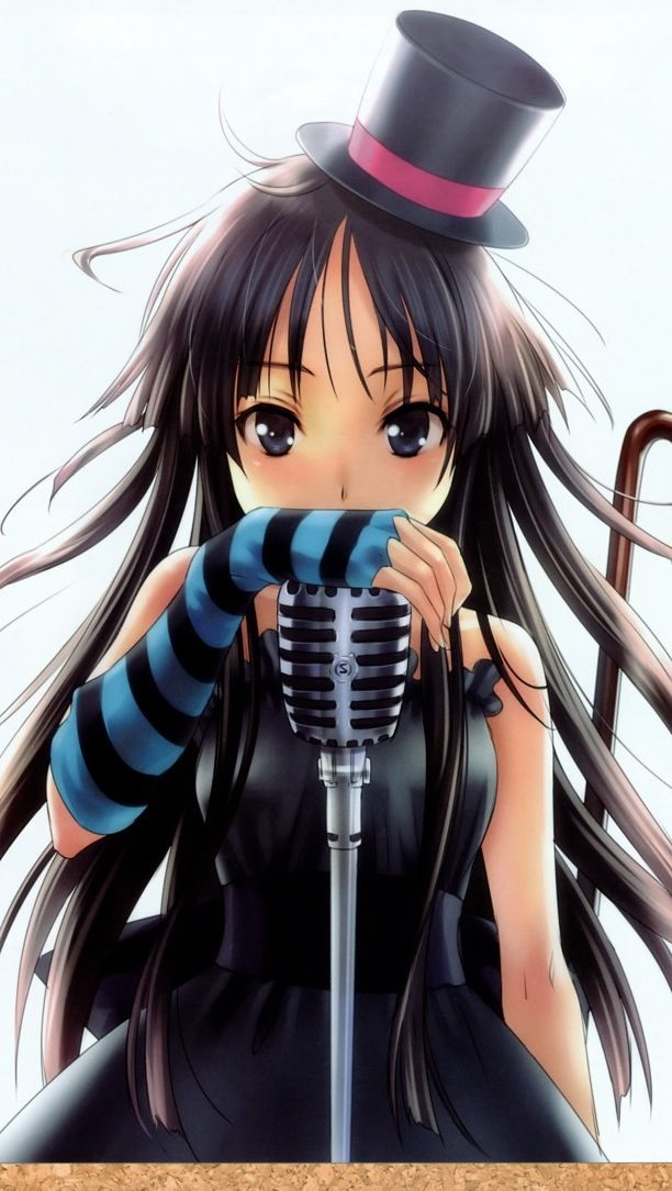 Mio K On Manga Anime Animes Manga Anime