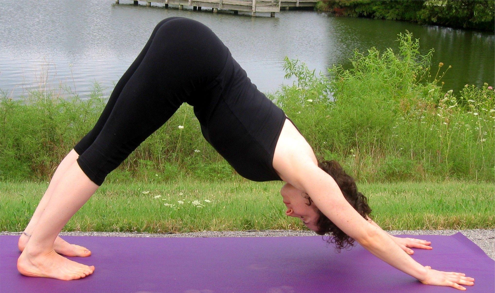 photo Yoga Pose of the Day: Downward-Facing Dog