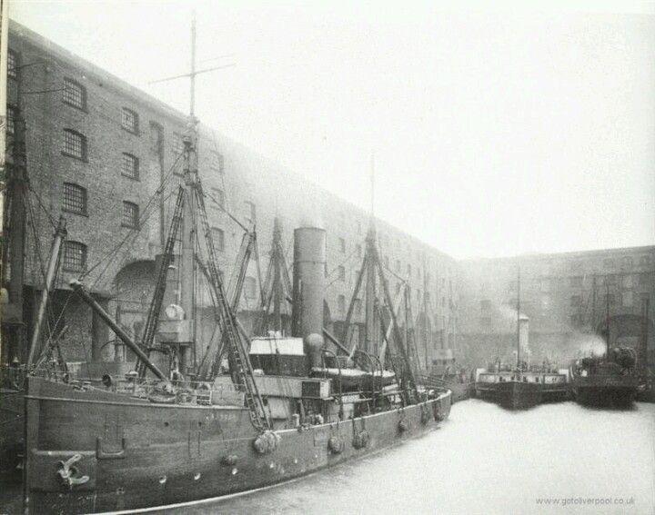 old Albert dock