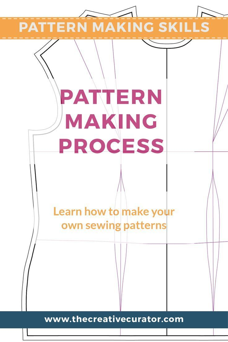 how to make my own sewing patterns