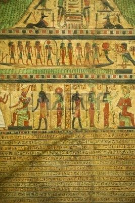 Papiro egipcio antiguo egypt pinterest ancient egypt for Mural egipcio