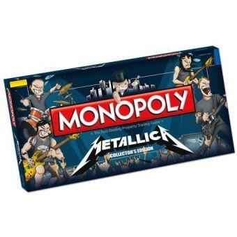 Compra Metallica Monopoly Online Encuentra Los Mejores Productos