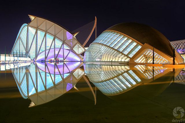 Space battleship by Deivysv, via Flickr
