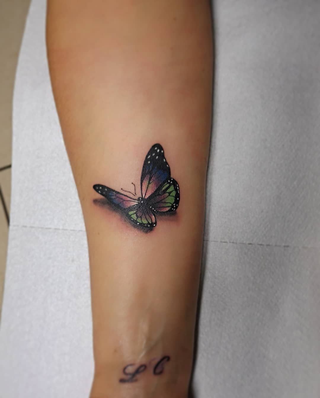 Photo of Butterfly Tattoo Ideas for Depicting Transformation tattoos,tattoos for women,ta…