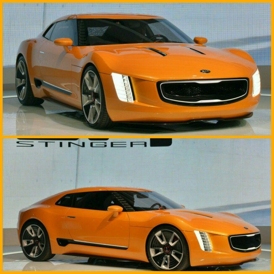Kia GT4 Stinger (Under) 30,000 Kia, Bmw, Sports car