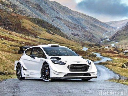 Ford Fiesta Garapan M Sport Siap Melahap Balap Reli Tahun Depan