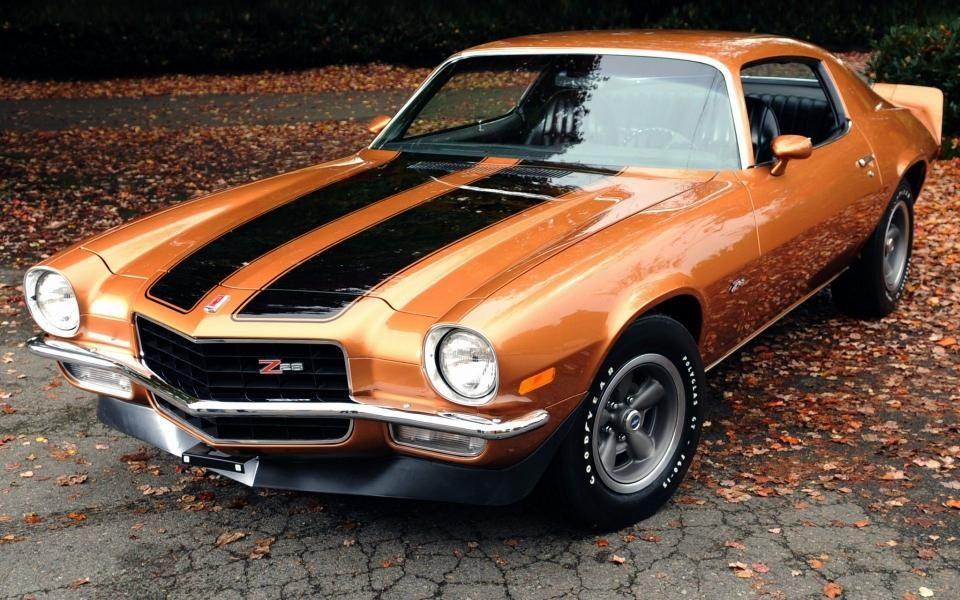 cars of 1972   1972 Chevrolet Camaro Z28 Classic Car   Classic ...