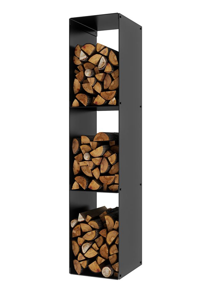gorgeous wood rack storage by Rais - Wood rack