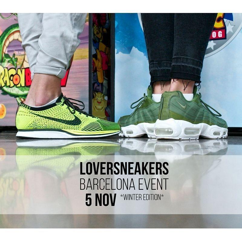 LoverSneakers Barcelona Event 2016 Winter Edition  BUY / SELL / TRADE / EXPO  Sábado 5 de Noviembre. Estació del Nord - Barcelona De 11:00 a 22:00 - Tickets 2  http://ift.tt/1iZuQ2v  #LSevent2016 #loversneakers #sneakerheads #sneakers #kicks #zapatillas #kicksonfire #kickstagram #sneakerfreaker #nicekicks #barcelona #snkrfrkr #sneakercollector #shoeporn #igsneskercommunity #sneakernews #solecollector #wdywt #womft #sneakeraddict #kotd #smyfh #hypebeast #bambas